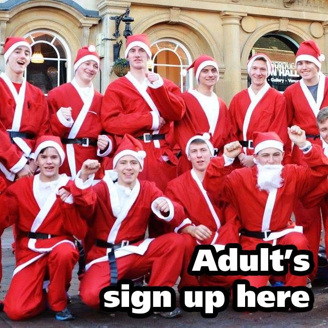 Santa Fun Run - Adult Entries